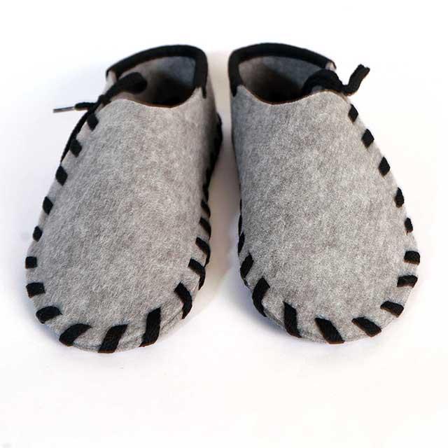 کفش نمدی خانگی G-BL