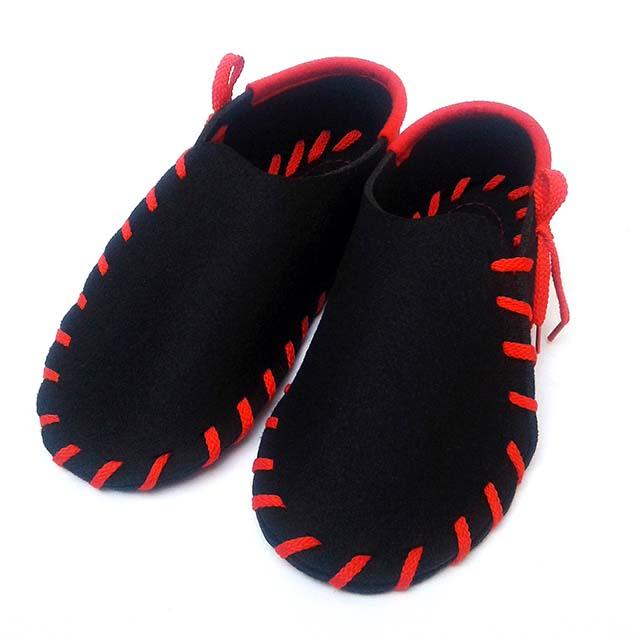 کفش نمدی خانگی BL-R