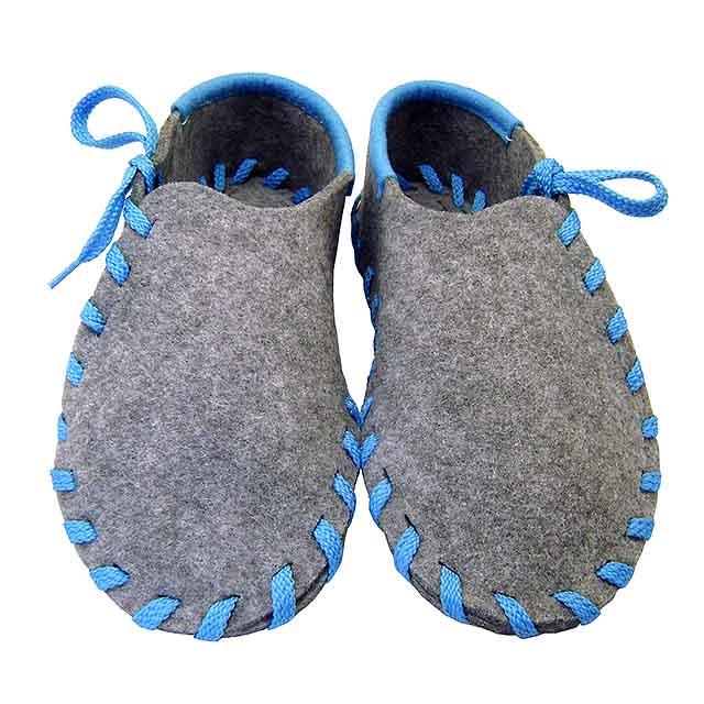 کفش نمدی خانگی B-G