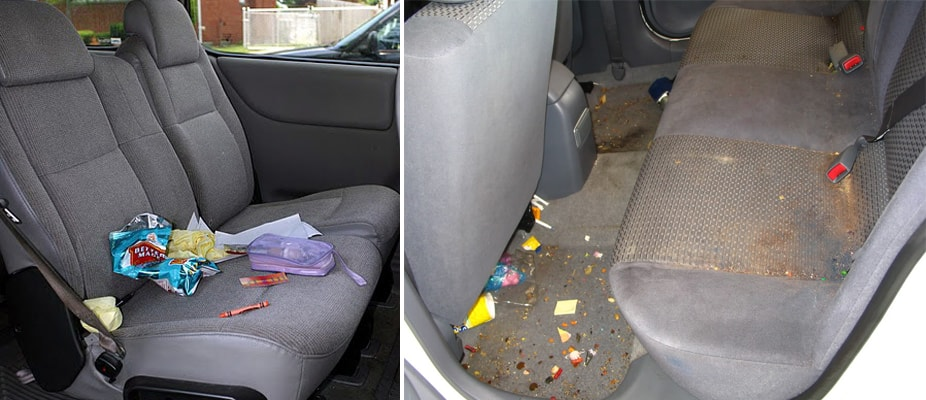 فروش عمده کیسه زباله خودرو