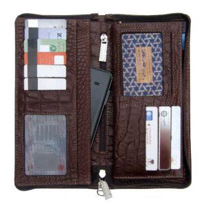 کیف پول و موبایل چرمی 1 300x300 - تولید و پخش انواع کیف زنانه و مردانه و محصولات چرمی