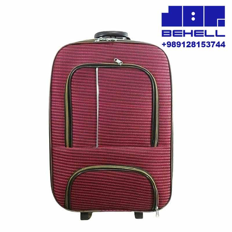 چمدان مسافرتی - مرجع تولید و پخش عمده کیف مسافرتی ارزان