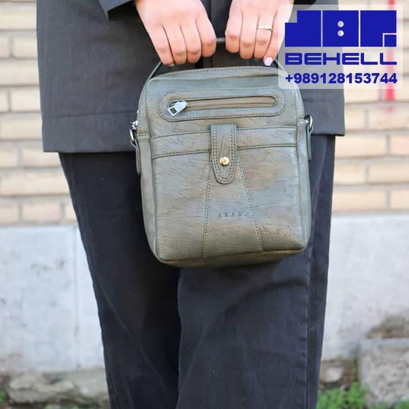 کیف دوشی کتان - تولید کیف دوشی مردانه ارزان | پخش و فروش عمده
