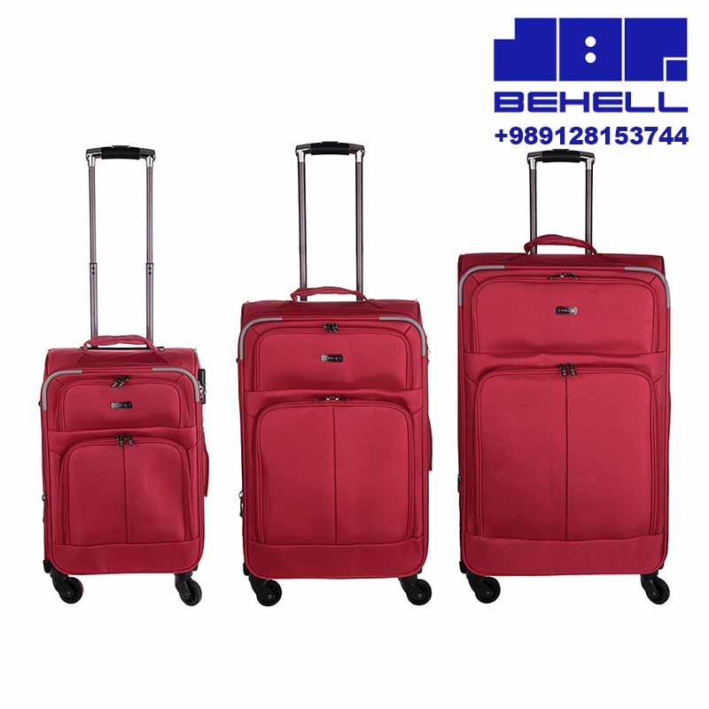 عمده چمدان مسافرتی - مرجع تولید و پخش عمده کیف مسافرتی ارزان