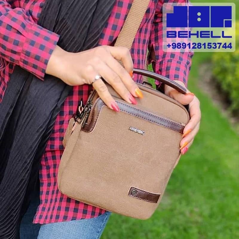 دوشی اسپرت زنانه  - تولید کیف دوشی مردانه ارزان | پخش و فروش عمده