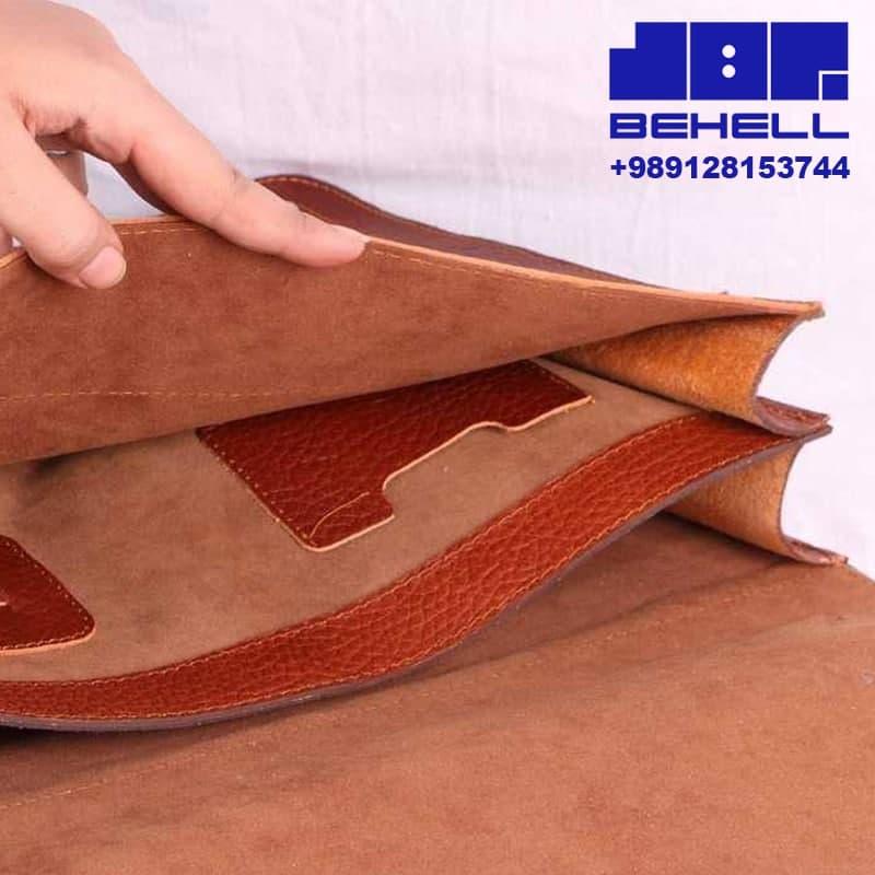 کننده کیف چرم طبیعی - راهنمای سفارش خرید از تولید کننده کیف با مشاوره و پشتیبانی مستمر